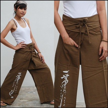 Edge Fisherman Pants ThaiModish $25.00